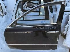 Дверь левая передняя Toyota Crown GRS180, GRS181, GRS182, GRS183