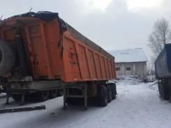 МАЗ 953000. Продаётся самосвальный полуприцеп МАЗ, 35 000 кг.