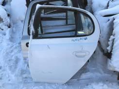 Дверь левая Toyota Platz SCP11 NCP12
