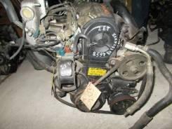 Двигатель в сборе. Toyota Starlet, EP71 Двигатель 2ETELU