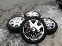 Продам колёса хромированный на 16. 6.5x16 4x100.00 ET38 ЦО 66,1мм.