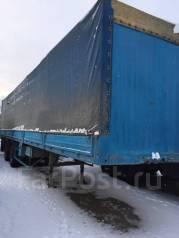 МАЗ 938662. Продается полуприцеп бортовой тентованный (Тольятти), 20 000 кг.