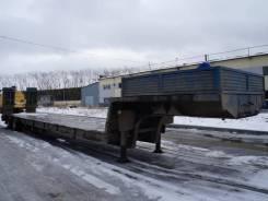 Чмзап 990640. Полуприцеп год 2008 Свердловская обл, Нижний Тагил, 45 000 кг.