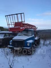 ГАЗ 3307. Продается автовышка телескопическая АП-17А (Тольятти), 17м.