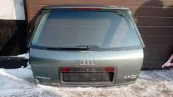 Дверь багажника. Audi A6 allroad quattro Audi A6 Avant Audi Allroad Audi A6, 4B/C5, C5 Двигатели: ASN, AKE, AGA, AWN, AWL, AKN, ALT, AWX, AWT, AFN, AJ...