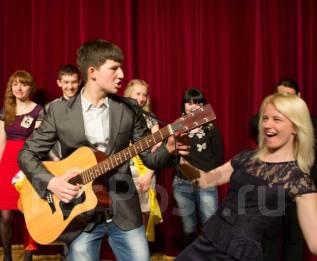 Уроки игры на гитаре и пения