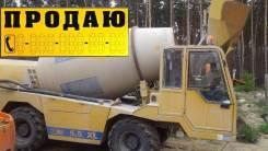 Carmix. Самоходный бетонный завод кармикс производство бетона carmix, 1 000 куб. см., 5,50куб. м.
