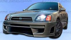 Передний бампер Subaru Legacy B4 BE