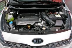 Контрактный двигатель Kia в Севастополе