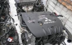 Двигатель ДВС Митсубиси Аутлендер 2.4 л. 4B12 б/у