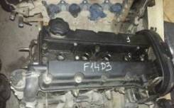 Двигатель ДВС F14D3 на Шевроле Лачетти