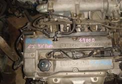 Двигатель ДВС на Мазда Фамилиа