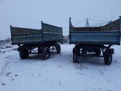 Дормашэкспо 2ПТС-4.5. Продается прицеп 2ПТС -4, 4 500 кг.