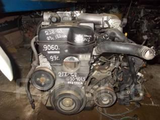 Двигатель в сборе. Toyota Crown, JZS155 Toyota Aristo, JZS160 Toyota Progres, JCG11 Lexus GS300, JZS160 Двигатель 2JZGE