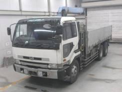 Nissan Diesel UD. Манипулятор , 12 500 куб. см., 10 000 кг. Под заказ