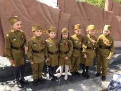 Прокат формы Великой Отечественной войны и Советской армии