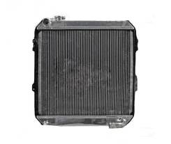 Радиатор охлаждения двигателя. Toyota 4Runner, LN106, LN107, LN111, LN130, LN135 Toyota Hilux, LN100, LN105, LN106, LN107, LN109, LN111, LN130, LN131...
