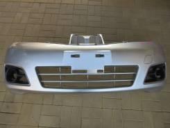 Бампер передний Nissan Note, E11/E11E/NE11/ZE11, HR15DE/HR16DE