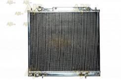 Радиатор охлаждения двигателя. Mitsubishi Delica, PB6W, PD6W, PF6W Двигатель 6G72