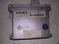 Блок управления дроссельной заслонкой. Mercedes-Benz C-Class, W202 Двигатели: M104E28, M104E36, M104