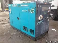 Приобрету дизель-генераторы от7до150kvt. и Компрессора