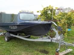 Казанка-5М3. Год: 1987 год, длина 4,60м., двигатель без двигателя. Под заказ