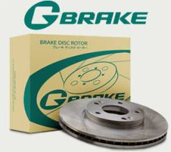 Диск тормозной передний G-brake Mazda 3 Axela BJS733251A, B45A33251A