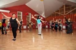 Восточные танцы для начинающих.