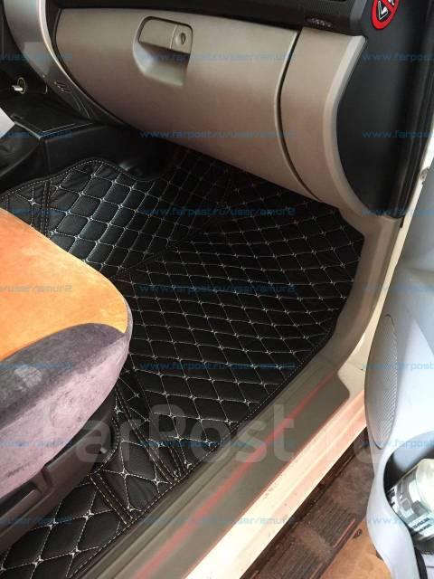 Коврики. Mitsubishi Pajero Sport, KH0 Двигатели: 4D56, 4M41, 6B31. Под заказ