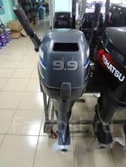Yamaha. 9,00л.с., 4-тактный, бензиновый, нога S (381 мм), Год: 2008 год