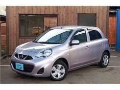Nissan March. автомат, передний, 1.2, бензин, 8 680тыс. км, б/п. Под заказ