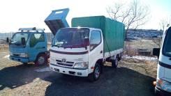 Toyota ToyoAce. Продам бортовой тентованный грузовик Toyota Toyoace, категория В, 4WD, 3 000 куб. см., 1 500 кг.