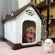 Будка переноска для собаки или кошки