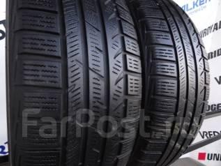 Bridgestone Blizzak LM-35. Зимние, без шипов, износ: 20%, 2 шт