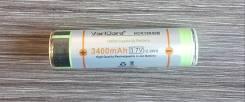 Аккумулятор Panasonic (VariCore) - 18650 3400mah 3.7V