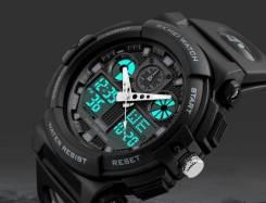 Супер подарок на 23 Февраля! Спортивные часы Skmei