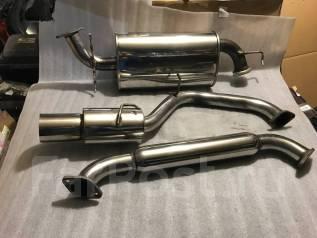 Выхлопная система. Honda: Civic Shuttle, S-MX, Civic, Fit Aria, Fit, Fit Hybrid, Stepwgn