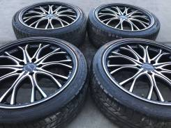 Жиры для современных авто 19inch 8jj +38 pcd 5x114.3 с летом Goodyear. 8.0x19 5x114.30 ET38