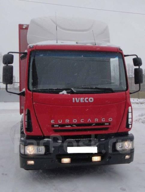 Iveco Eurocargo. Продам iveco EuroCargo 2008 г. в. Рефрижератор, 5 880куб. см., 7 000кг., 4x2