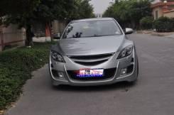 Бампер передний . Mazda 6 / Mazda Atenza (Gh) 2008 - 2012.