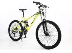 Горные велосипеды разных брендов , на все возраста .