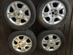 """Ford. 7.0x16"""", 5x114.30, ET45"""