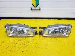 Фара. Subaru Impreza, GC8, GF8 Двигатели: EJ20, EJ201, EJ203, EJ204, EJ205, EJ207, EJ20A, EJ20E, EJ20G, EJ20K, EJ20X