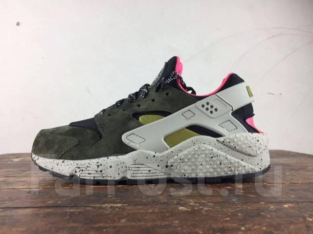 35edf042badf Брендовые кроссовки Nike Air Huarache Run Premium - Обувь во ...