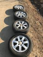 Продам комплект колес на 15 ( резина+литье). Отправлю в регионы РФ. 6.0x15 5x100.00