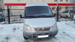 ГАЗ 2752. Газ Соболь 2752, 2 400 куб. см., 800 кг.