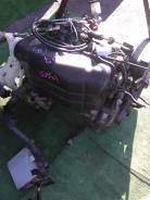 Двигатель TOYOTA LEVIN, AE111, 4AGE; BLACK B3657, 73000 km