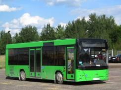МАЗ 206. Городской низкопольный автобус двухдверный, 72 места