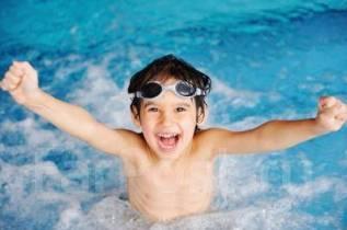 Индивидуальное обучение плаванию детей от 4 лет, грудничковое плавание