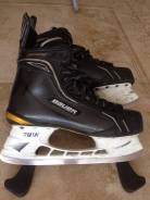 Коньки Bauer Total One. размер: 45, хоккейные коньки